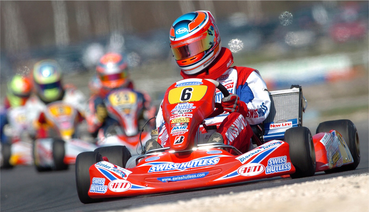 Euro Dieppe Karting Rouxmesnil Bouteilles