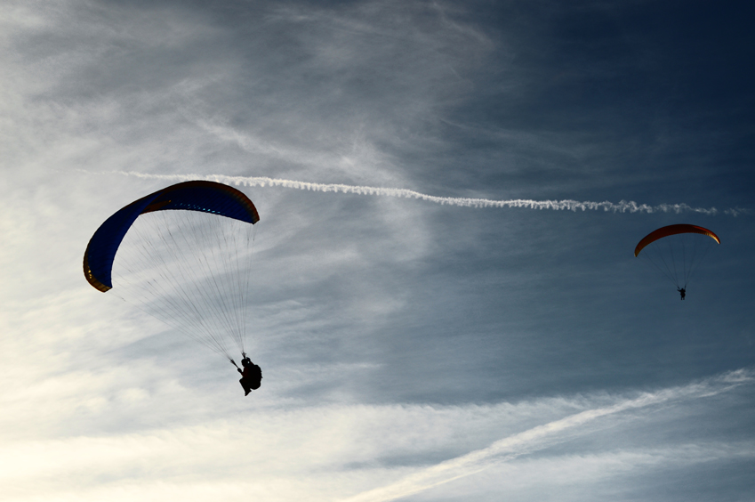 Vertical T'air Parachutisme