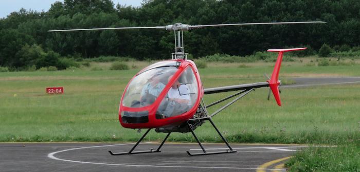 FL140 hélicoptère