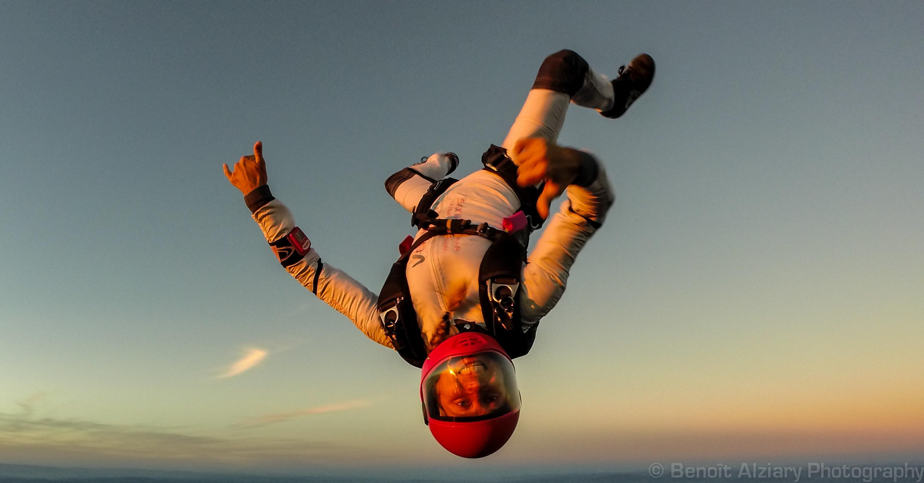 Verticalwind – école de parachutisme Marseille