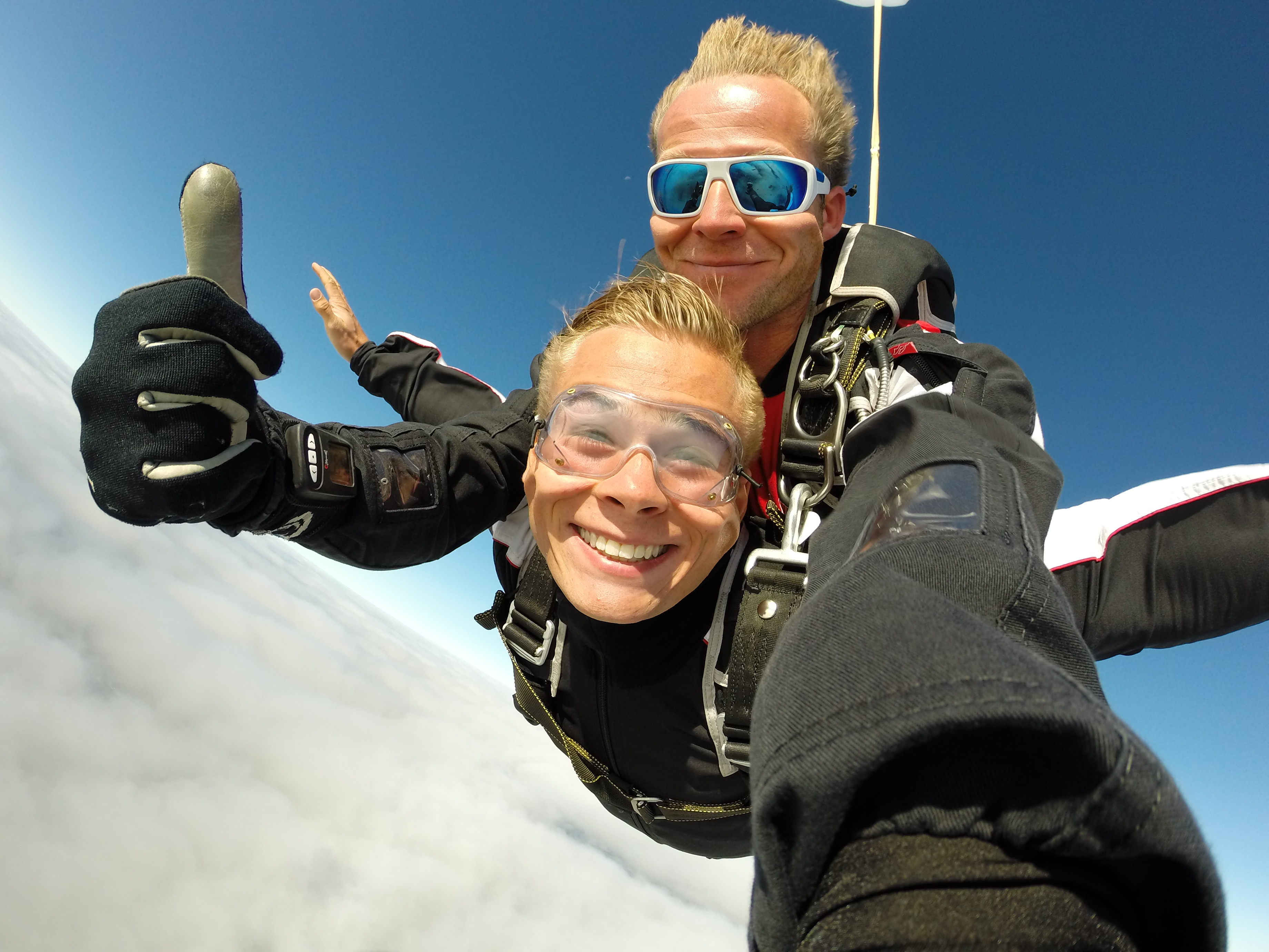 Tandemotion Parachutisme site de Chambley