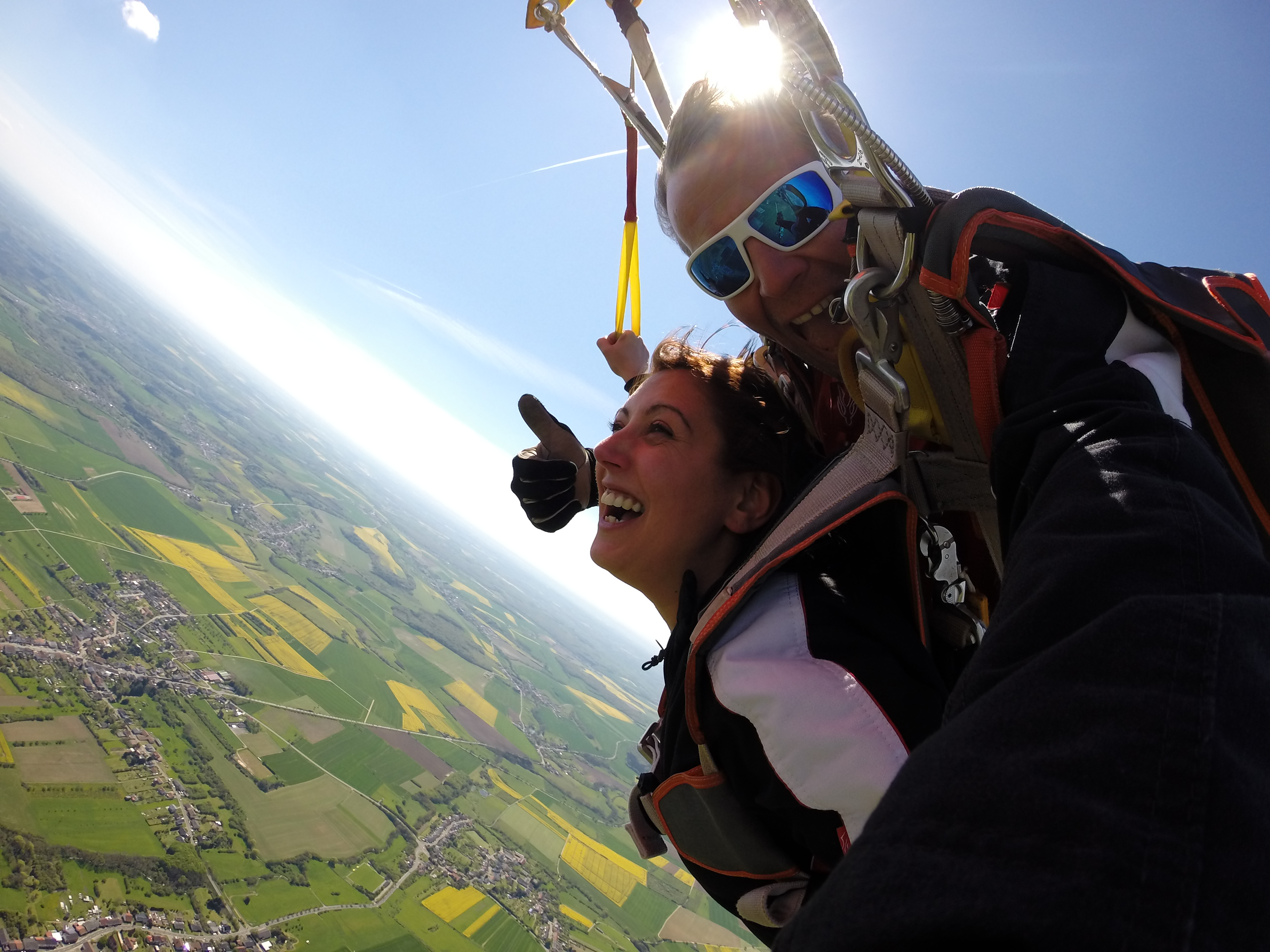 Tandemotion Parachutisme-siège social