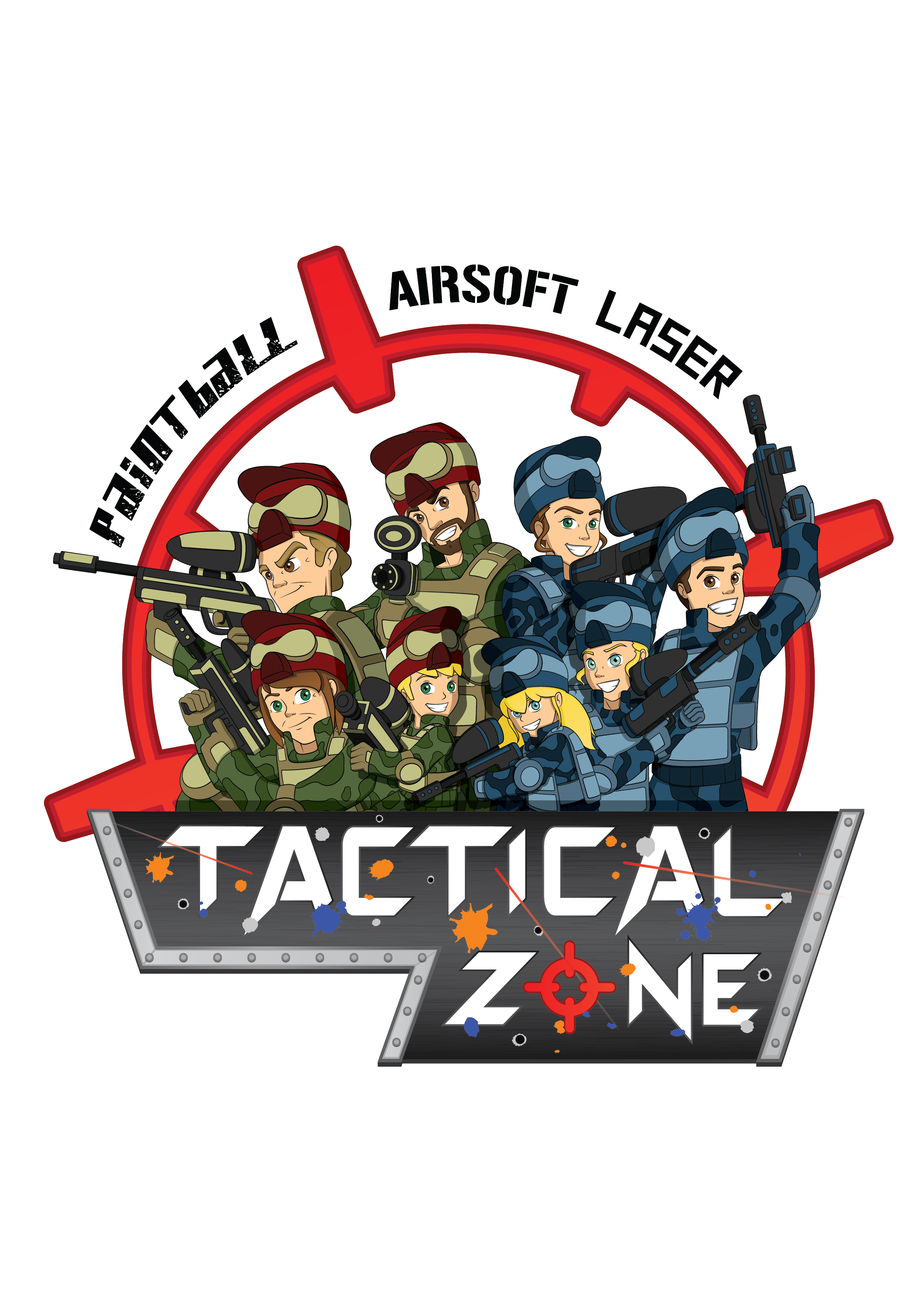 Tactical Zone (Gap Nord)