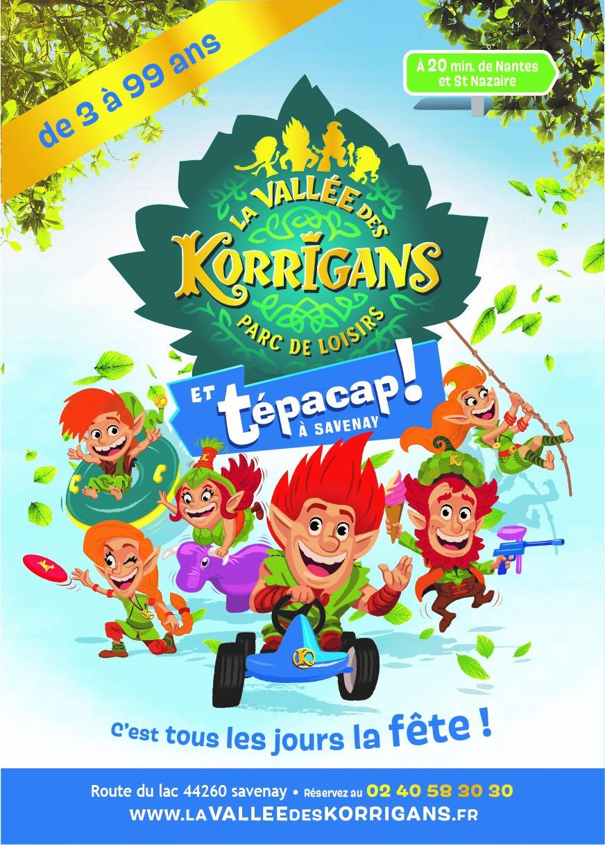 La Vallée des Korrigans et Tépacap !