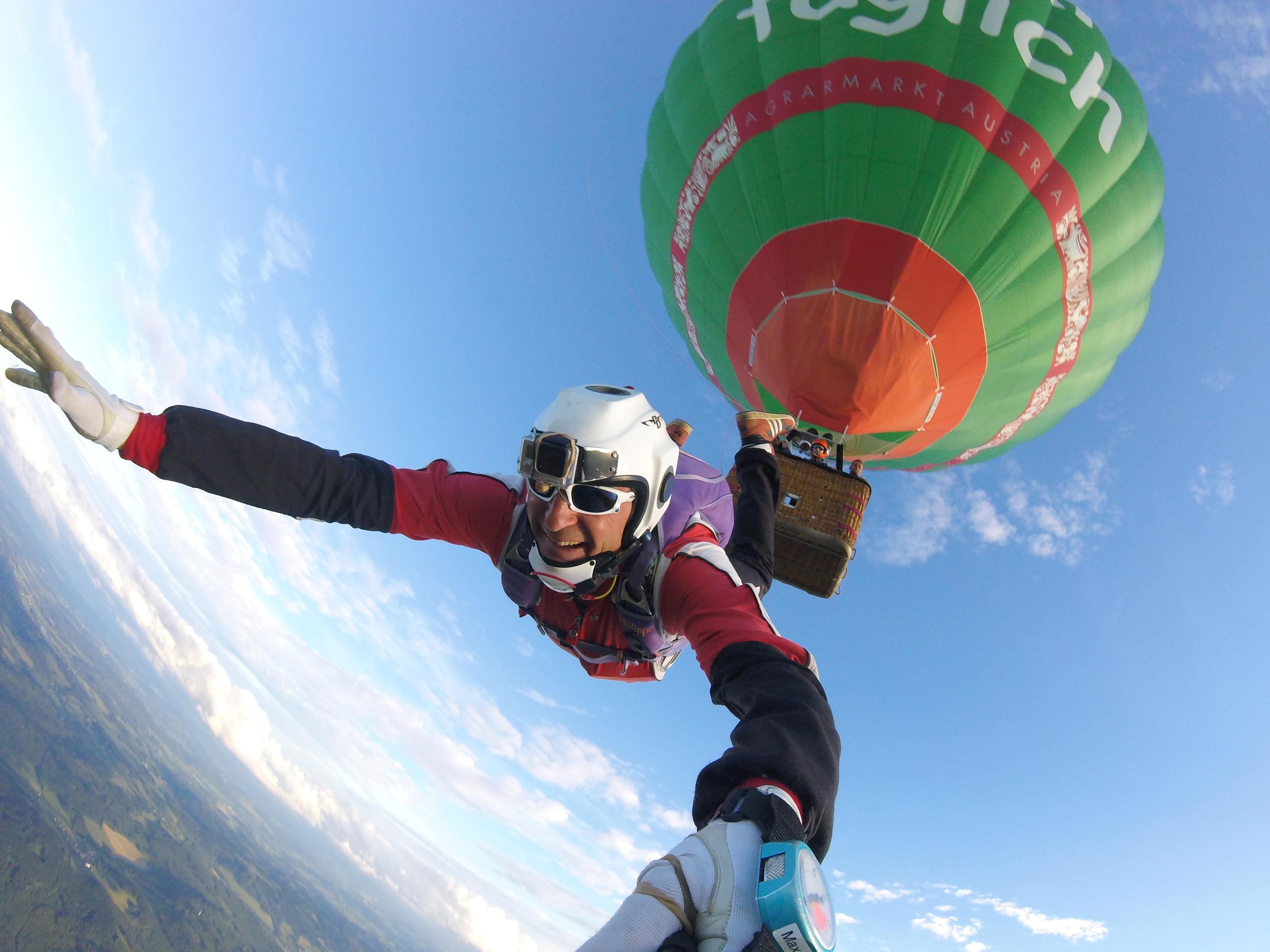 saut en parachute joigny