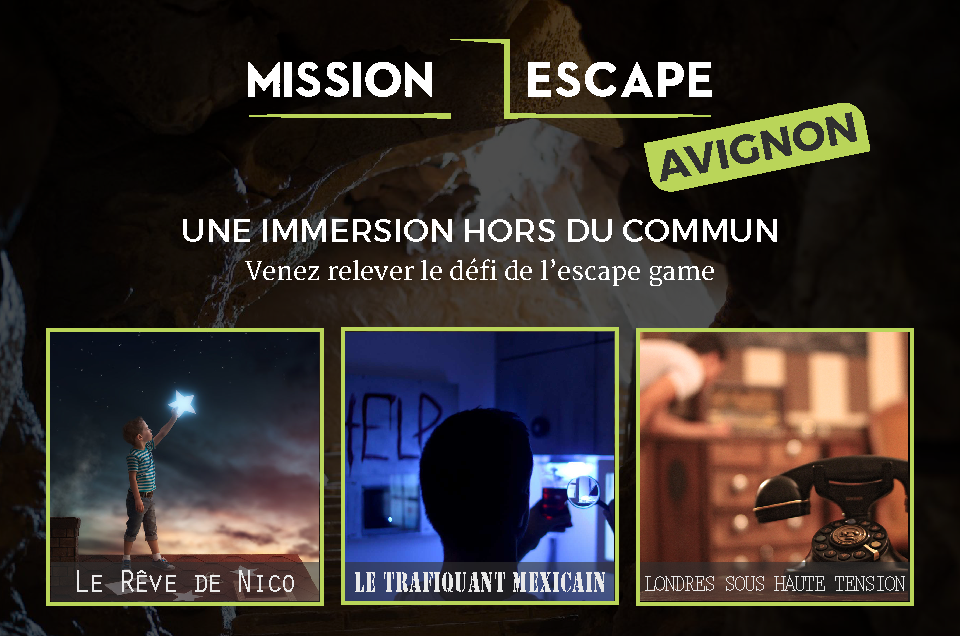 The Mission Escape