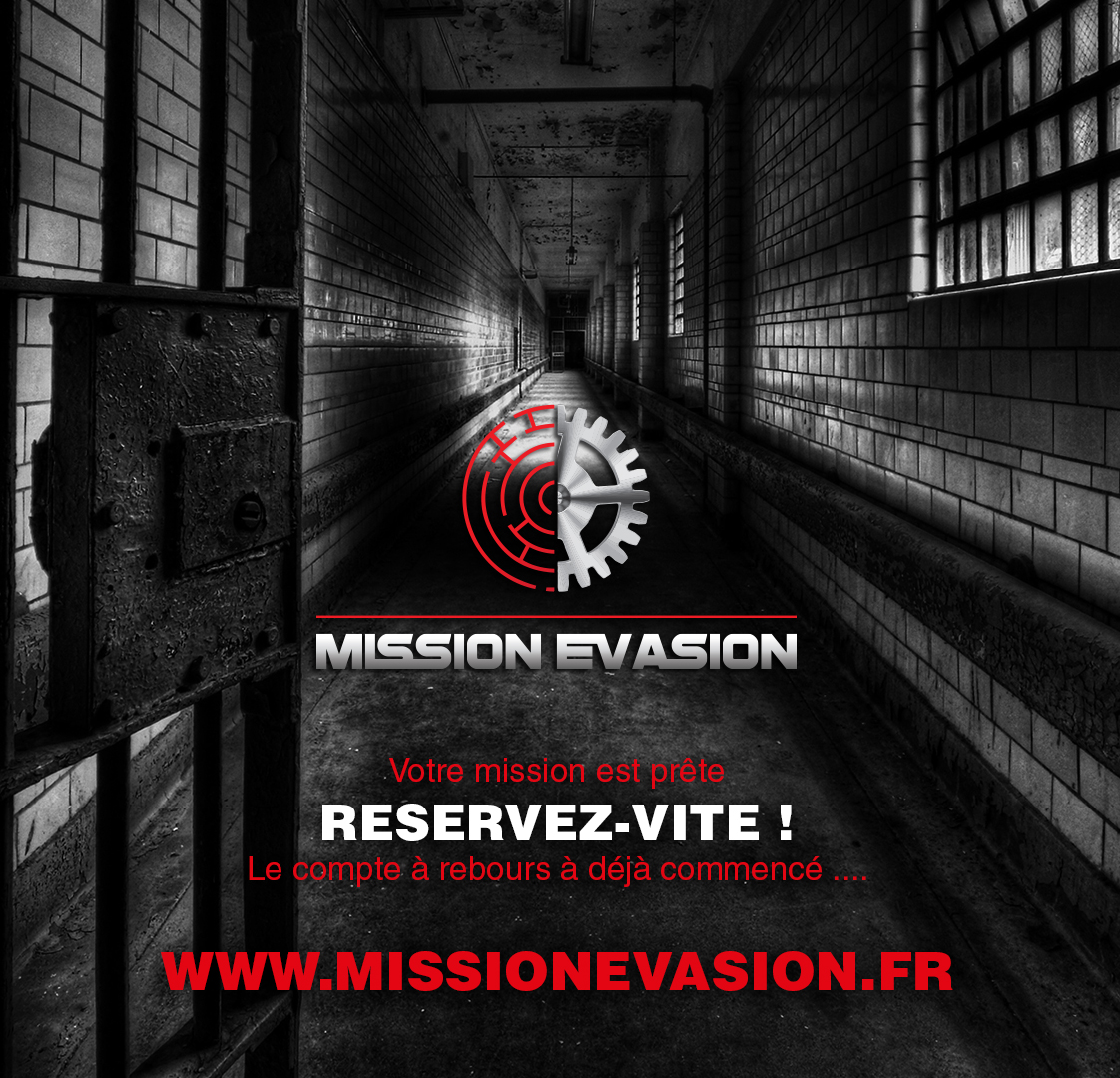 Mission Evasion Escape Game