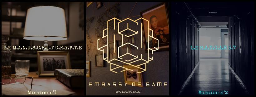 Embassy of Game