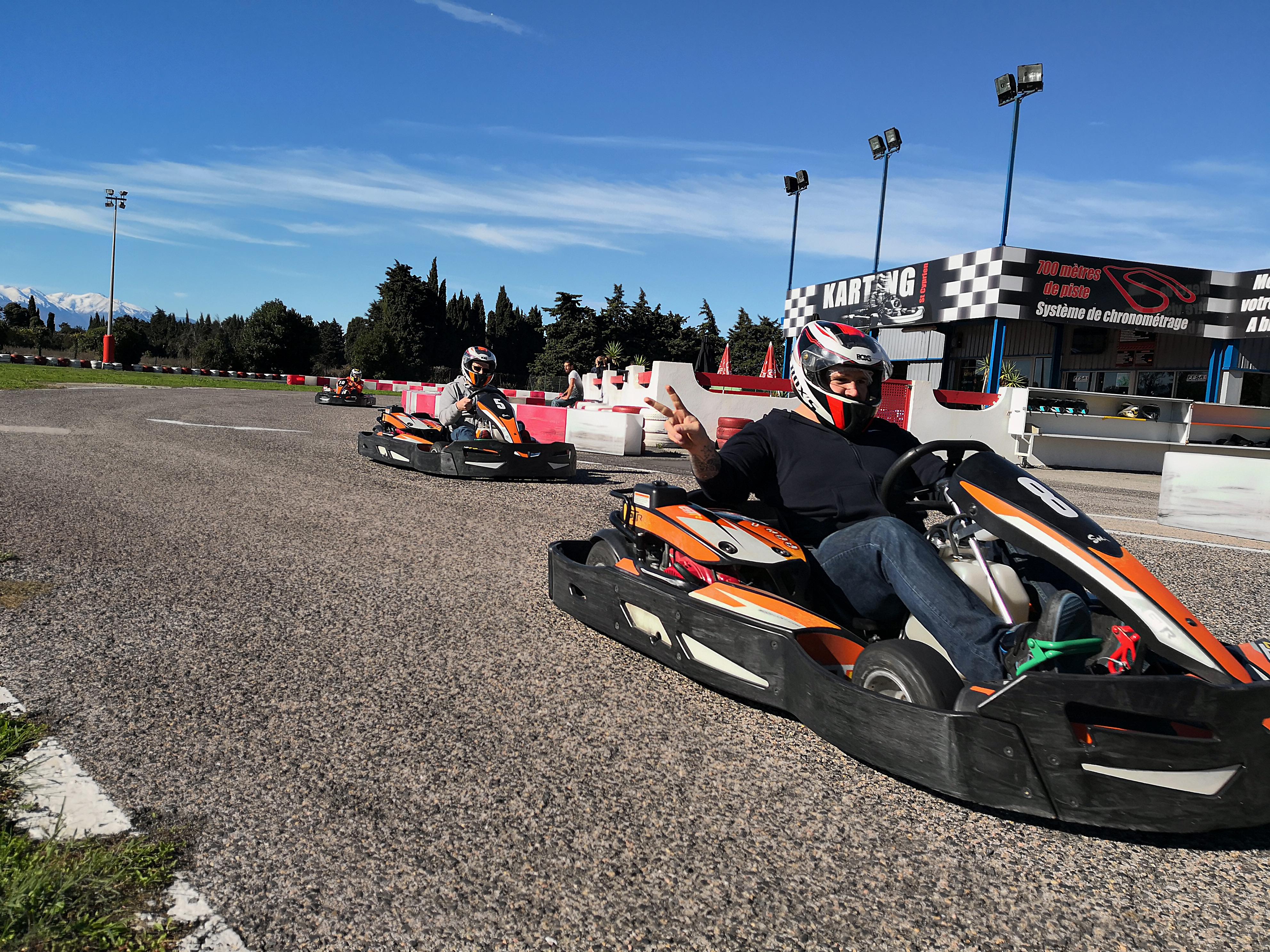 Karting saint cyprien