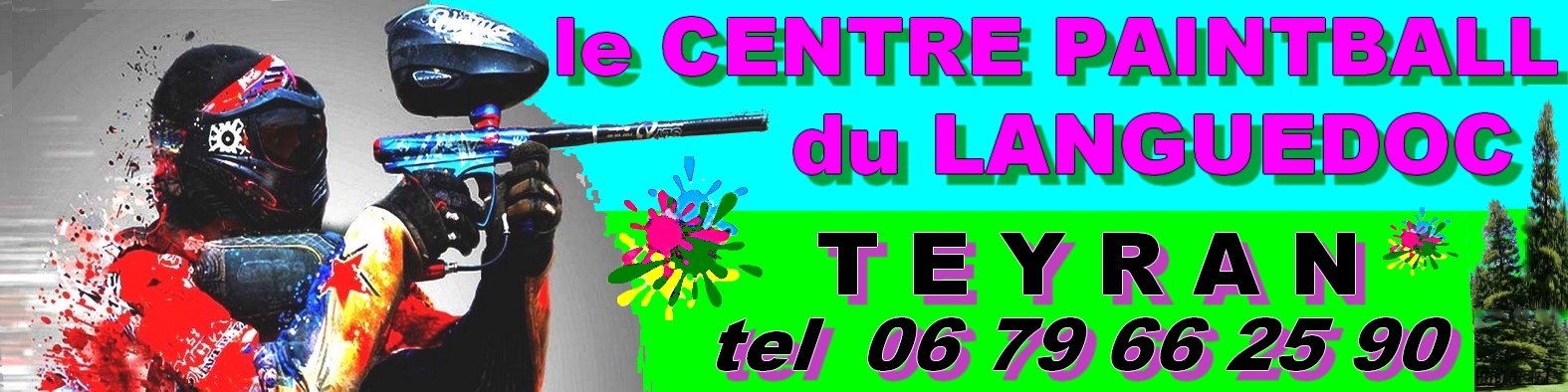 PAINTBALL MONTPELLIER TEYRAN