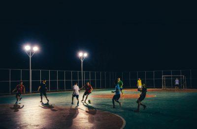Foot en salle ou Futsal