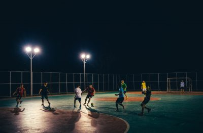 Futsal ou Urban Soccer