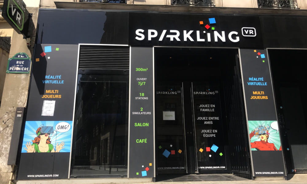 Sparkling VR