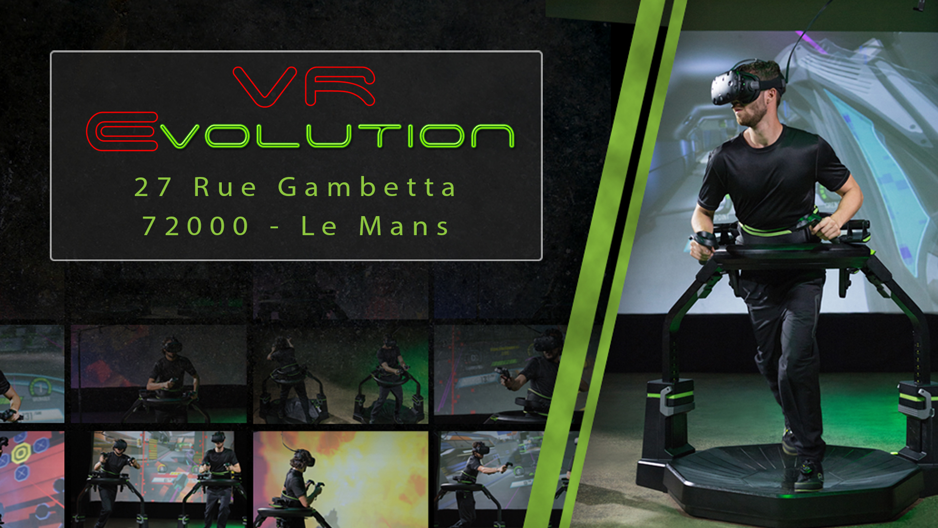 VR Evolution