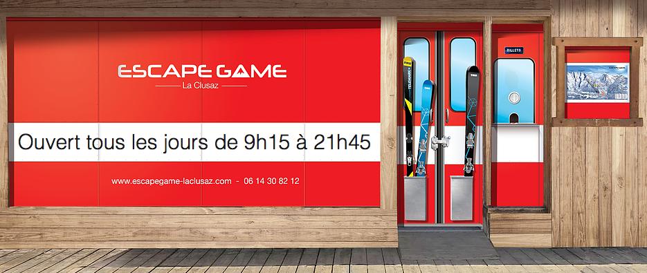 Escape Game La Clusaz