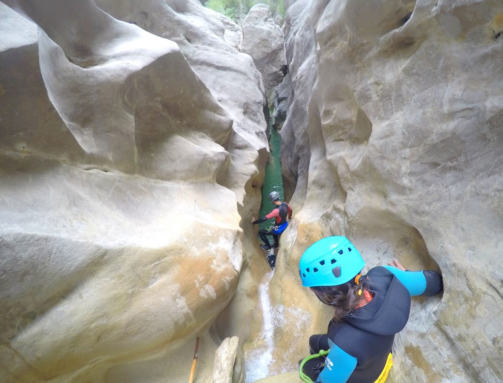 Cool Canyoning Verdon
