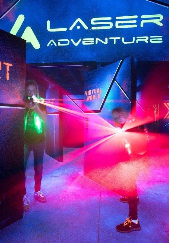 Laser Adventure