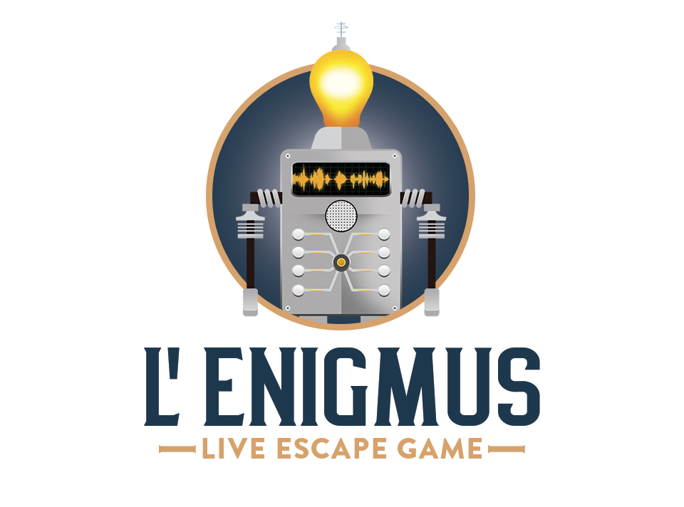 L'ENIGMUS – Live Escape Game