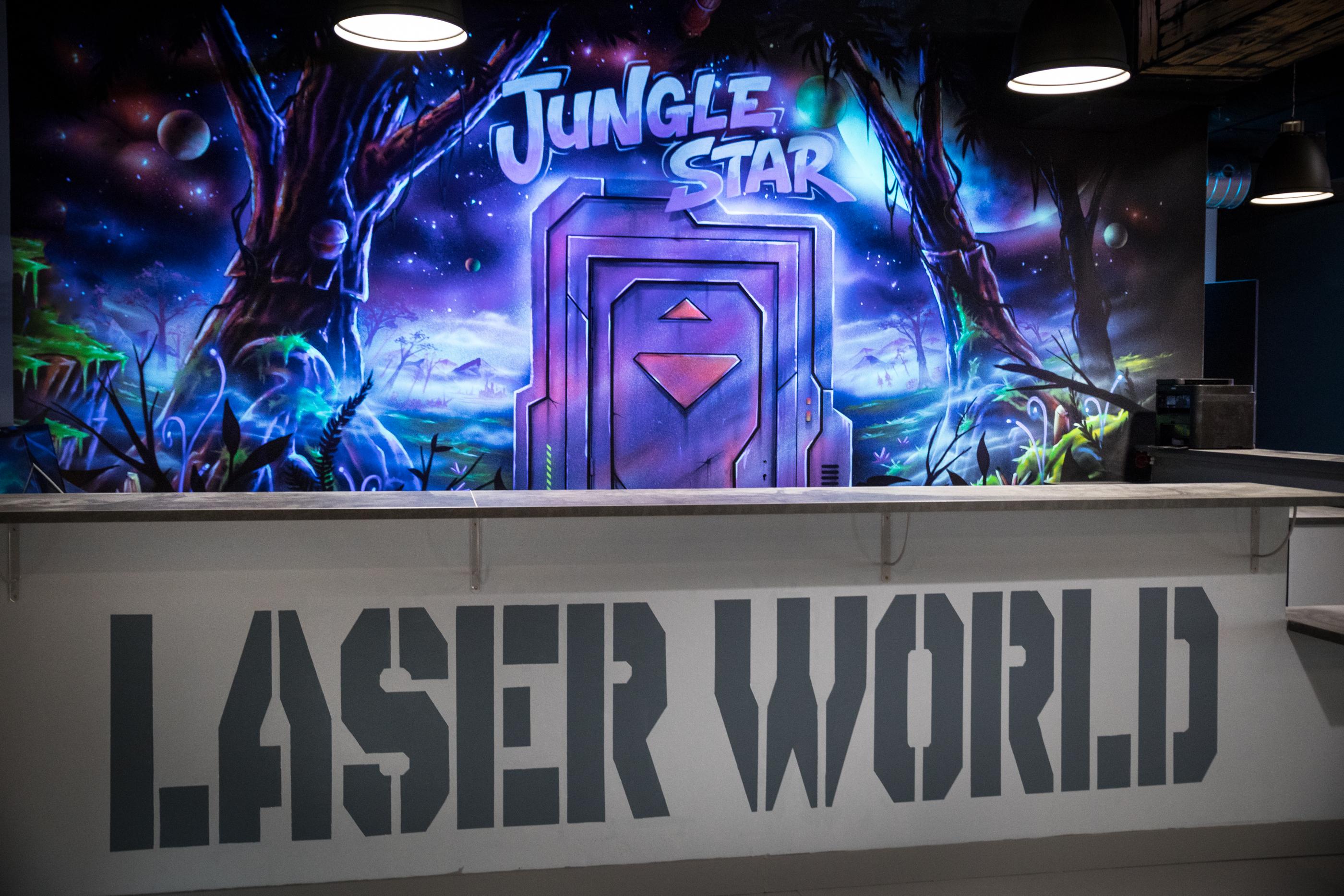 Laser world Arcueil