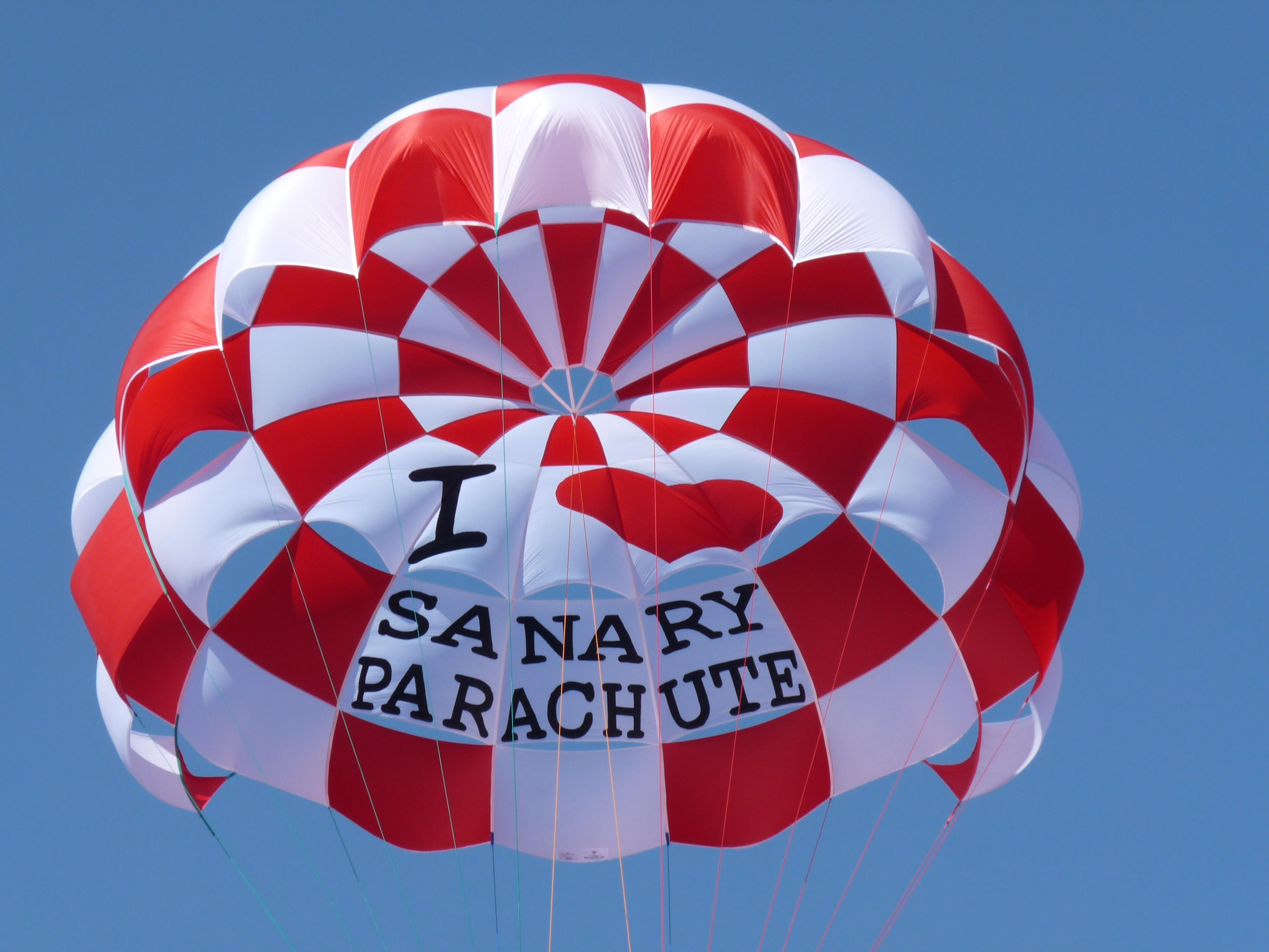 SANARY PARACHUTE