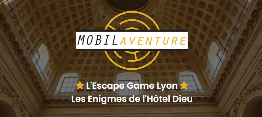 Mobilaventure Escape Game Lyon